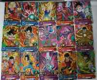 Carte Dragon Ball Z DBZ Super Dragon Ball Heroes Part 6 SH6 #Rare/Reg Set 2017