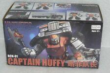 New Transformers BadCube Toy OTS-14 Warrior Steameoll Sideswipe Figure In Stock