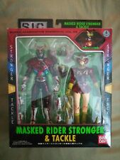 Bandai S.I.C. 55 Masked Kamen Rider Stronger & Tackle
