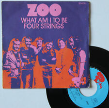 """Vinyle 45T Zoo  """"What am I to be"""""""