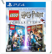 PS4 LEGO Harry Potter Collection SONY PlayStation Warner Action Games
