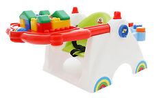 Wader Kinder Spieltisch Bausteine Baby Spielzeug Steckbaustein Bauklötzchen Neu