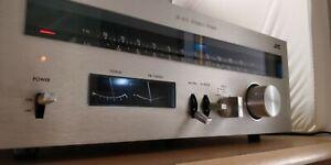 JVC JT-V71 AM/FM Stereo Tuner (1976)