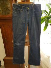 Ladies Levis Bold Curve Skinny Boot Jeans 30w 32L