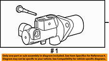 CHRYSLER OEM 2006 PT Cruiser-Brake Master Cylinder 5142507AB