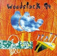 Woodstock 94 Live, Del Amitri, Joe Cocker, Blind Melon, James, Aerosmit.. [2 CD]