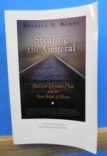 Stealing the General by Russell Bonds Soft Cover Great Locomotive Chase 1st meda