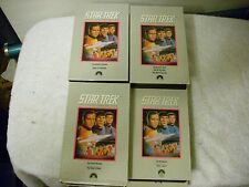 Star Trek the Collectors Edition Original Series  10 vhs tapes + 1 free 22 shows