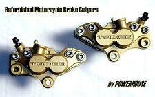 Kawasaki ZXR 400 L 91-03 front brake calipers refurbished exchange 2003 03