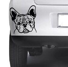 FRENCH DOG Car Window Bumper Wall Laptop Xbox Macbook Vinyl Decal Sticker Love