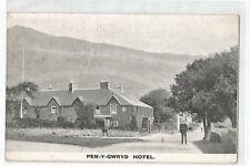 Tarjeta Postal United Kingdom, Pen-y-Gwryd Hotel