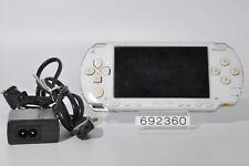 Good SONY PSP-1000CW PSP 1000 Ceramic White Playstation portable 692360