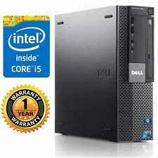 LOT OF 5 Dell 990 SFF Pc Computer Intel Core i5 3.10GHz 4GB Ram 250GB HD NO OS