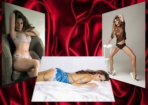 Cheryl Cole Sexy Photo Set of Three 7x5 Photographs