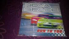 Novaspace / Run to You - Maxi CD