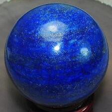 nature quartz sphère boule de cristal, taille: 40mm, + base