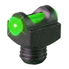 Truglo Starbrite Deluxe Fiber Optic Sight 5-40 Green Tg954Cg