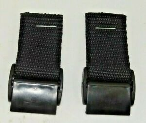ONE PAIR OF BAGSTER BAGLUX TANK COVER SIDE CLIPS