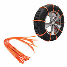 1Pc Snow Anti-Skid Tire Chain for Car Truck SUV Freeze Climbing Winter Driving
