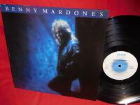 BENNY MARDONES Same LP 1989 GERMANY MINT- First Pressing TOP!!!