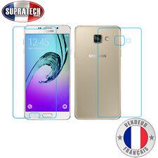 Protection d'Ecran en Verre Trempé Avant et Arrière pour Samsung Galaxy A5 2016