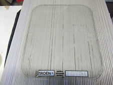 Rear door window glass (Belgium) for Citroen AK400 van. 1300+ parts in Ebay shop