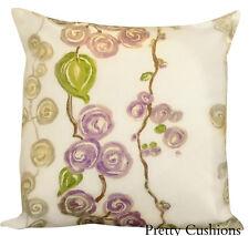 Sanderson Olida Lilac Designer Cushion Cover 16''
