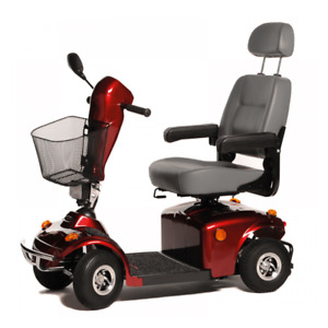 Freerider Mayfair 4 Mid-Range Mobility Scooter