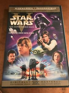 The Empire Strikes Back: Star Wars / DVD 2-Disc Set, Theatrical Limited Edition!
