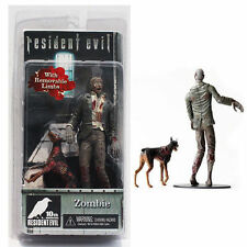 Neca 10th Anniversary Resident Evil Zombie Capcom Comic Action Figures Game Toy