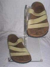 Birkis By Birkenstock Lime Elastic Strap  Women Sandals Size 39( 8-8.5) M