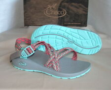 CHACO ZX1 CLASSIC Sport Sandals  Women's 10   NEW  Paloma Tangerine