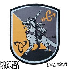 NEW Mystery Ranch x Carryology - No Escape - Dragon - Morale Patch Only