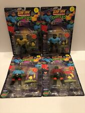Star Trek Playmates Teenage Mutant Ninja Turtles Set of 4 1994 MIB