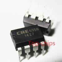 10PCS 6359 CRE6359 DIP8 IC