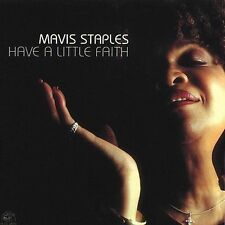 1 CENT CD Have a Little Faith - Mavis Staples