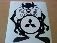 mitsubishi shogun evo warrior vinyl car sticker decal jeep off road 4x4 fun