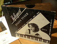 Evalyn Tyner By Request Records, NYC -  LP record,  SW123-128