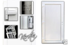 HAUSTÜR ATF Modell °Kerstin° in weiß Kunststoff Haustüren
