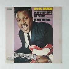 OTIS RUSH Mourning In The Morning SD9006 LP Vinyl 1969 Blues Vinyl VG+