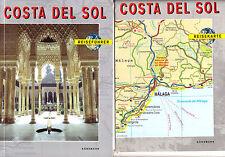 Reiseführer und Reisekarte - Costa des Sol, 1998