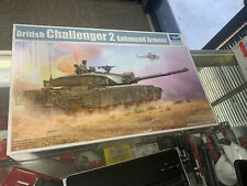 1/35 Trumpeter #01522 British Challenger 2 Enhanced Armor