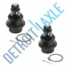 Pair: 2 New FRONT Lower Ball Joints for Dodge Dakota and Mitsubishi Raider