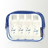 Travel Liquid Organiser Bag Range Flight Cabin Airline Approved by Travel Blue