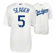 COREY SEAGER Los Angeles Dodgers SIGNED Auto Fanatics Jersey MLB AUTHENTICATED