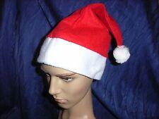 Weihnachtsmann-Mütze rot, Weihnachten, Mütze, Nikolaus, NEU