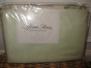 Sferra Tommy Bahama Aloe 4P King Sheet Set 300tc Egyptian Cotton