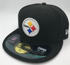 New Era NFL 59Fifty Fitted Team Cap Pittsburgh Steelers