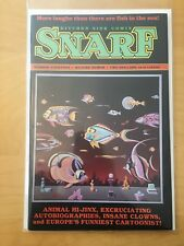 SNARF 14, SEE PICS FOR GRADE, 1ST PRINT, KITCHEN SINK COMIX, 1990