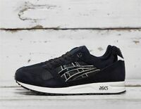 Authentic Exclusive Brand ASICS GEL-SAGA ® ( Men Size UK 8-11 ) Black / White🔥